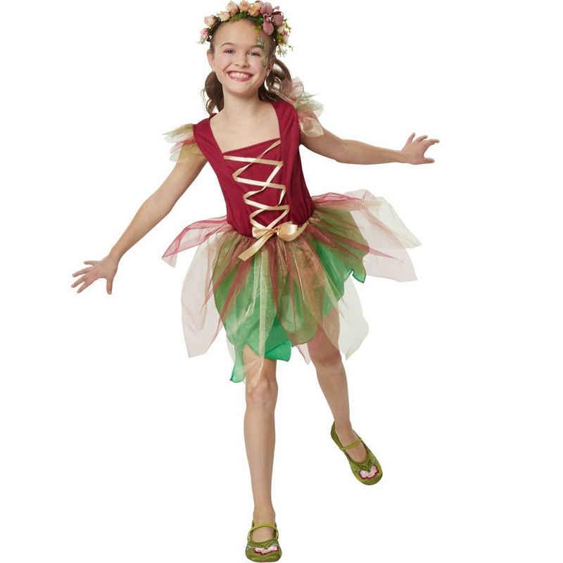 dressforfun Kostüm »Mädchenkostüm Waldelfe«