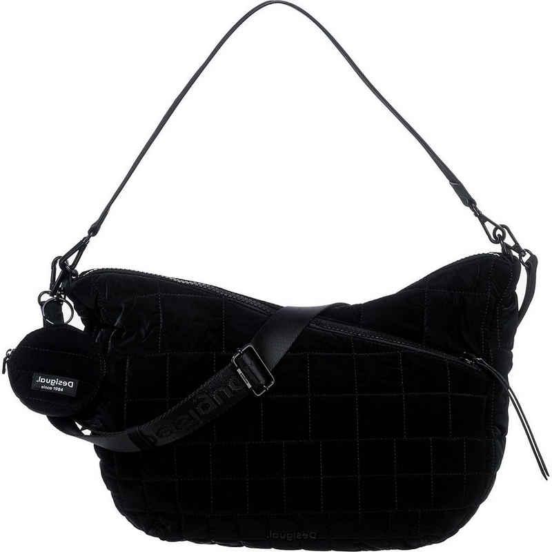 Desigual Handtasche »Fabric Shoulder Bag Handtasche«
