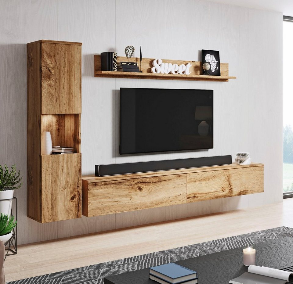 my home Wohnwand »PARIS«, Set, 20 St, Myhome – Trendiges, modernes Wohnen  zu Bestpreisen online kaufen   OTTO