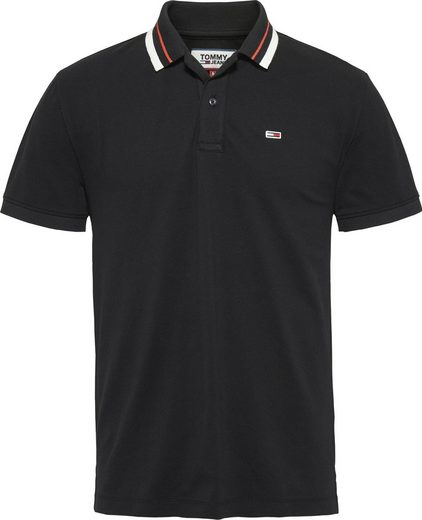 TOMMY JEANS Poloshirt »TJM CLASSICS TIPPED«
