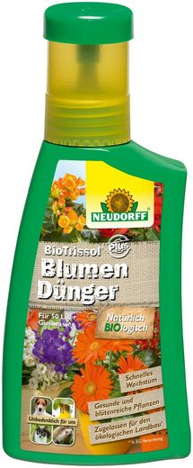 Neudorff Pflanzendünger »BioTrissol Plus«, Flüssigdünger, 0,25 l