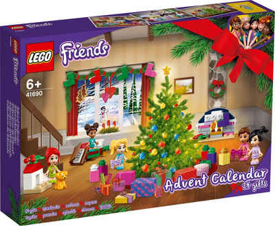 LEGO® Adventskalender »(41690), LEGO® Friends« (370-tlg), Made in Europe