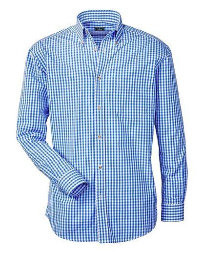 Luis Steindl Trachtenhemd »Vichykaro-Hemd«