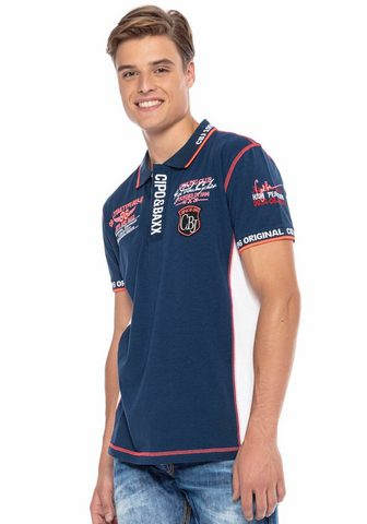 Cipo & Baxx Cipo & Baxx Polo marškinėliai »CB Flyi...
