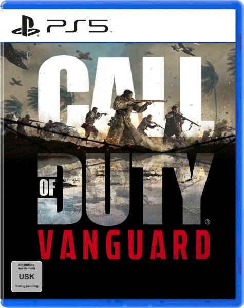 Call of Duty Vanguard PlayStation 5