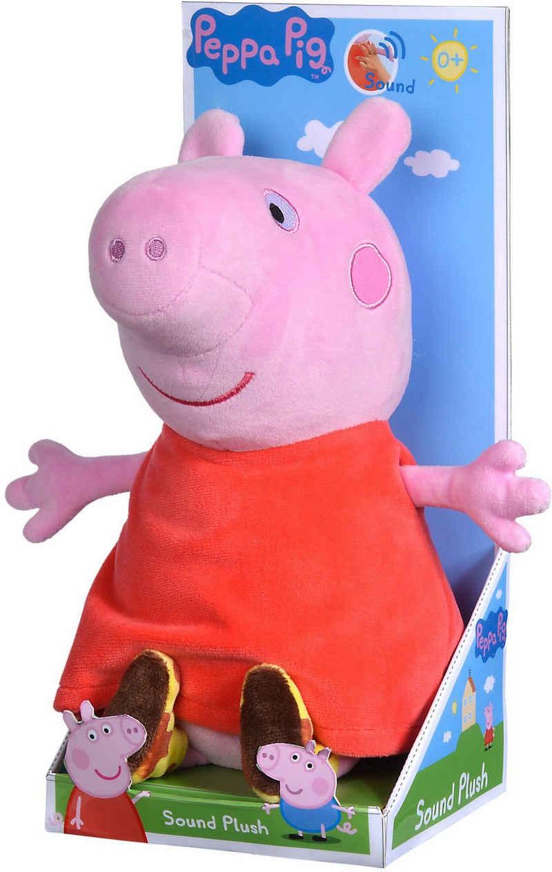 SIMBA Kuscheltier »Peppa Pig, Peppa, 22 cm«, mit Sound