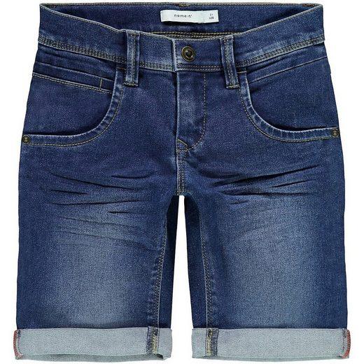 Name It Jeansshorts »Jeansshorts NKMSOFUS für Jungen«