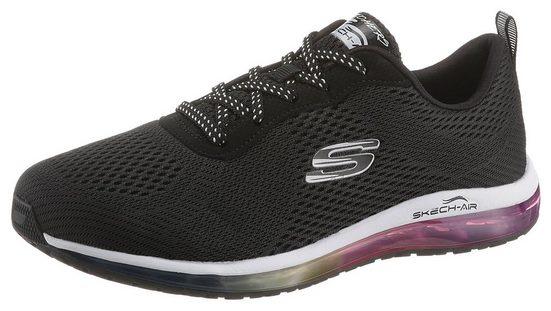 Skechers »SKECH-AIR - ELEMENT« Sneaker mit bunter Laufsohle