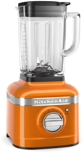 KitchenAid Standmixer 5KSB4026EHY, 1200 W