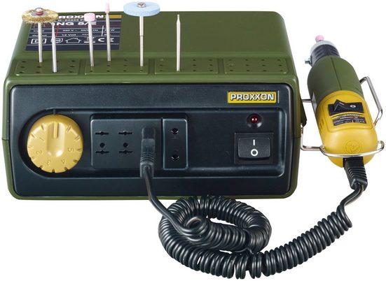 PROXXON Netzgerät »NG 5/E«, 220-240 V, Lieferung ohne Handgrät und Werkzeuge