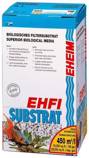 EHEIM Filtersubstrat »SUBSTRAT«, für Aquarien Außenfilter mit Meerwasser/Süßwasser