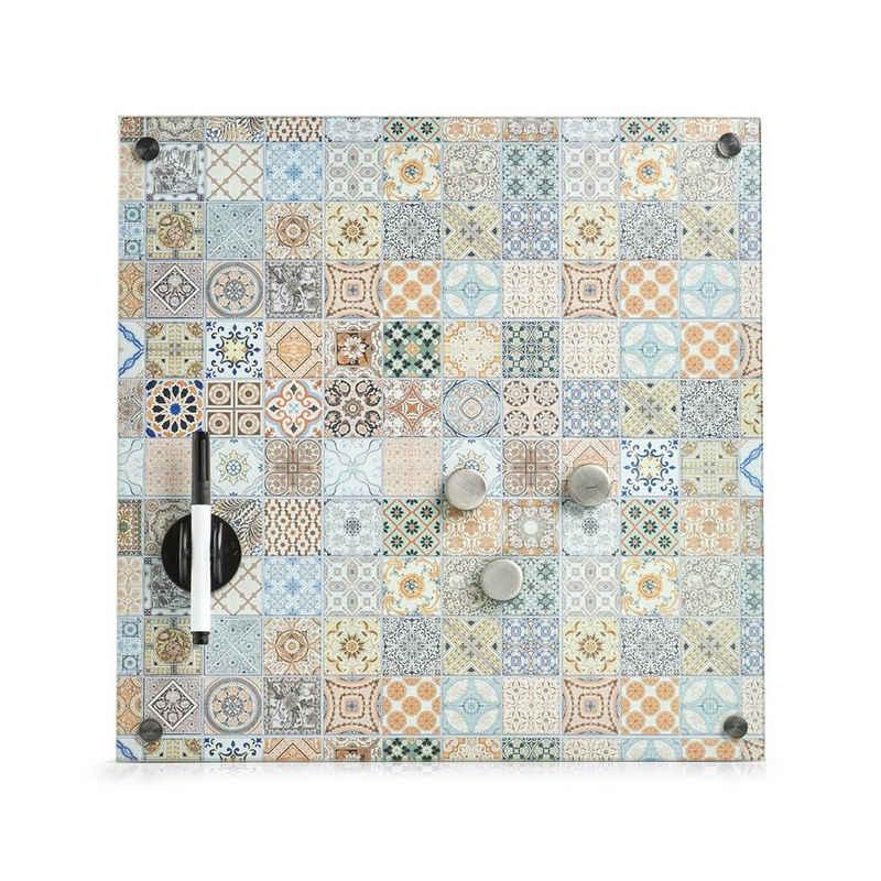 HTI-Living Pinnwand »Memoboard aus Glas Mosaik«, Memoboard