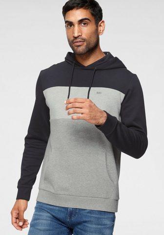 edc by Esprit Sportinis megztinis su gobtuvu su Kont...