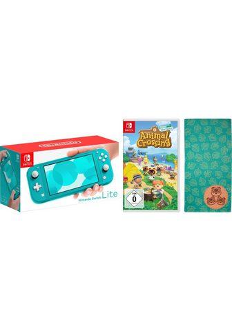 Nintendo Switch Lite ir Animal Crossing