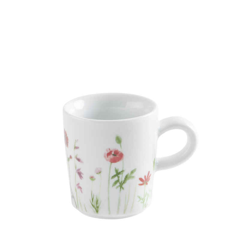 Kahla Espressotasse »Wildblume 0,09 l«, Porzellan, Made in Germany