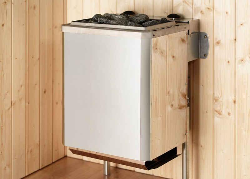 weka Saunaofen »Kompakt«, 9 kW, integrierte Steuerung