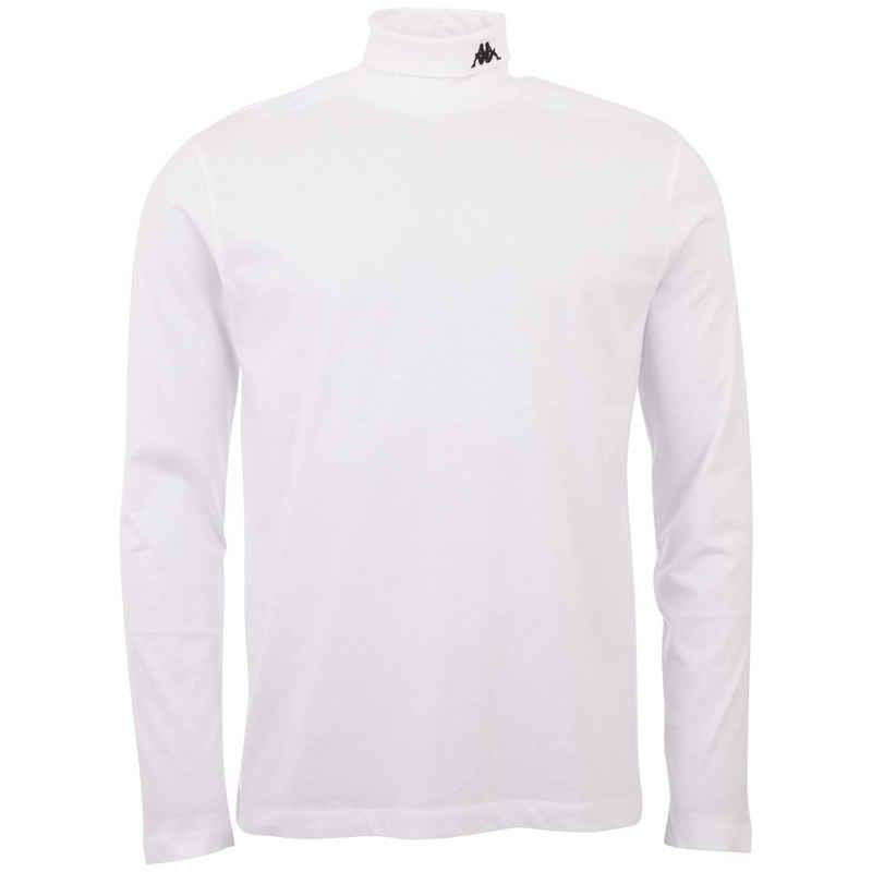 Kappa Rollkragenshirt »JAIO« in angenehmer Single Jersey Qualität