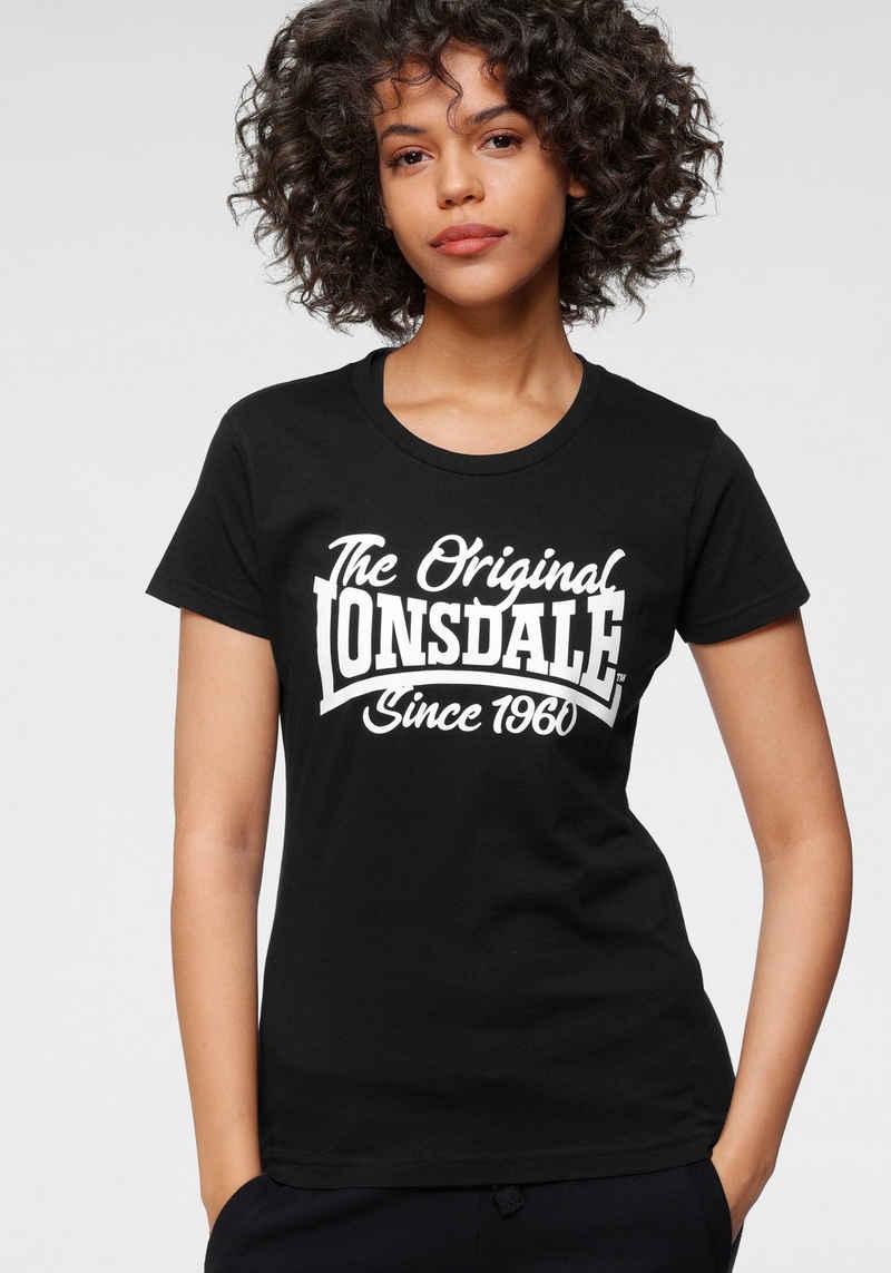 Lonsdale T-Shirt »BIRDGEMERE«