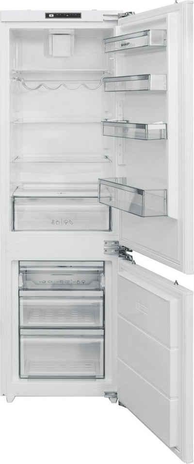 Sharp Einbaukühlgefrierkombination SJ-BE237E00X-EU, 177 cm hoch, 54 cm breit