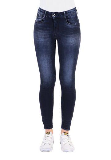 Le Temps Des Cerises Slim-fit-Jeans »PULPHIGC« im klassischen 5-Pocket-Stil