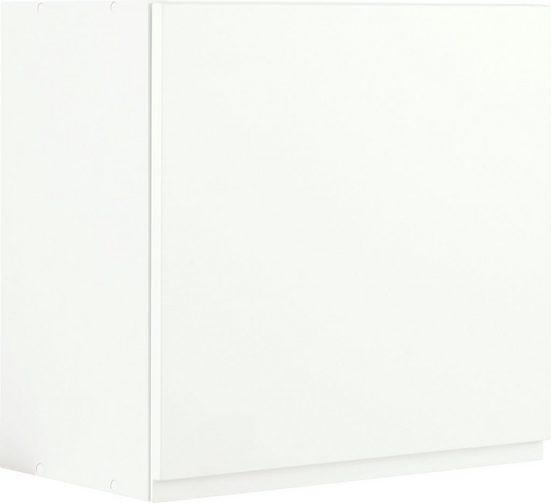 HELD MÖBEL Hängeschrank »Virginia« 57 cm hoch, 60 cm breit, 1 Tür, 1 Einlegeboden, hochwertige MDF-Fronten, griffloses Design