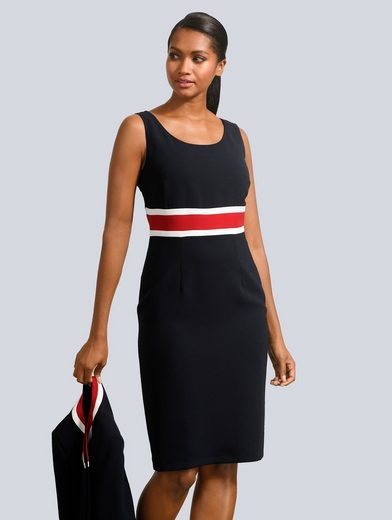 Alba Moda Kleid in Etuiform