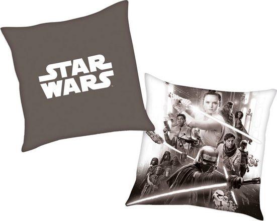 Star Wars Dekokissen »Star Wars«, mit tollem Star Wars Motiv und Schriftzug