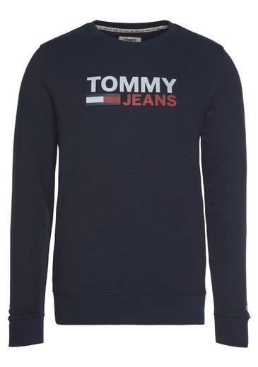 Tommy Jeans Sweatshirt »TJM CORP LOGO CREW«