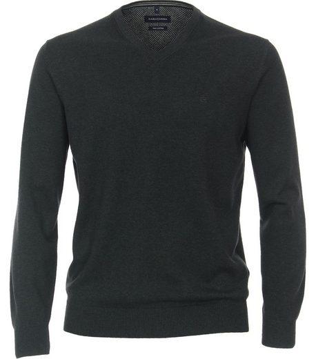 CASAMODA V-Ausschnitt-Pullover »004430«