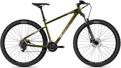 Ghost Mountainbike »Kato Base 27.5 AL U«, 21 Gang Shimano Tourney Schaltwerk, Kettenschaltung