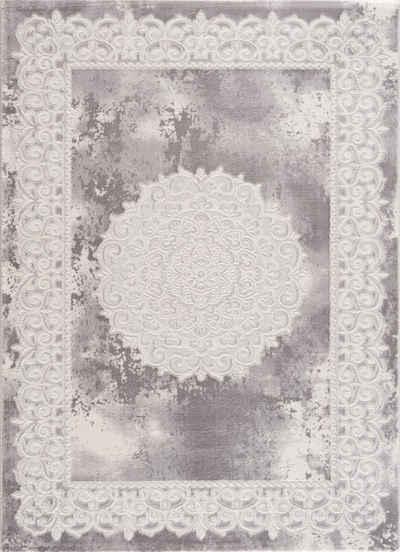 Teppich »Harmony 3205«, Sanat, rechteckig, Höhe 12 mm, Vintage Design, Orient-Optik, Wohnzimmer