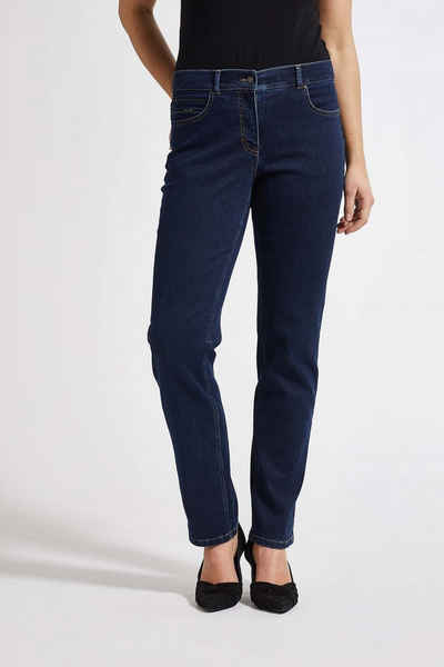 LauRie Bequeme Jeans »Christie« In Regular-Fit-Passform