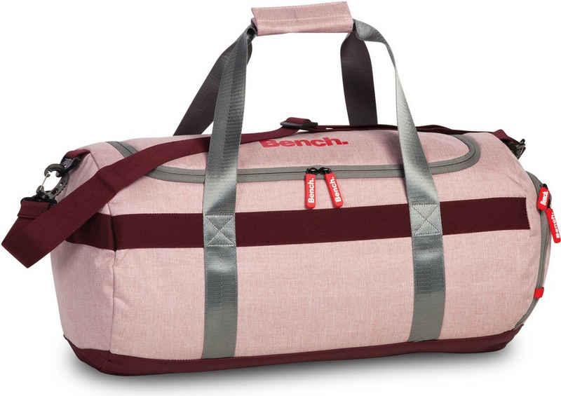 Bench. Reisetasche »Sporttasche, 25 L«, mit Trolleyaufsteckfunktion