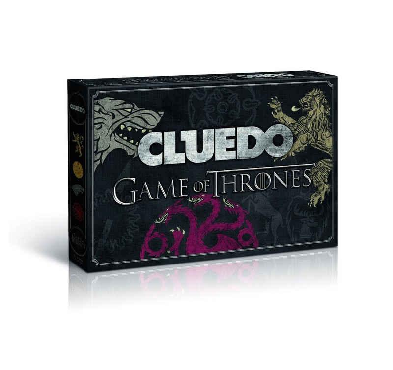 Winning Moves Spiel, Brettspiel »Cluedo Game of Thrones Collector's Edition«