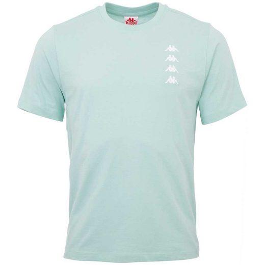 Kappa T-Shirt »AUTHENTIC GEWORG« mit modischem Logoprint auf der Front