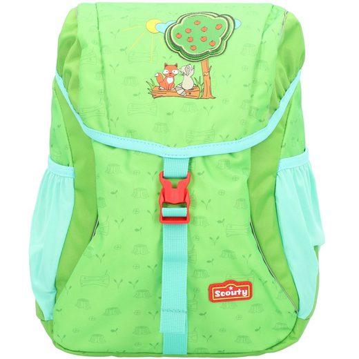 Scouty Kinderrucksack, Polyester