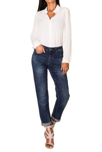 Nina Carter Boyfriend-Jeans »3361« Damen Boyfriend Jeans ELEKTRA