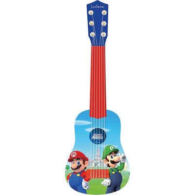 Lexibook® Saiten »Mario Meine erste Gitarre, 53 cm«