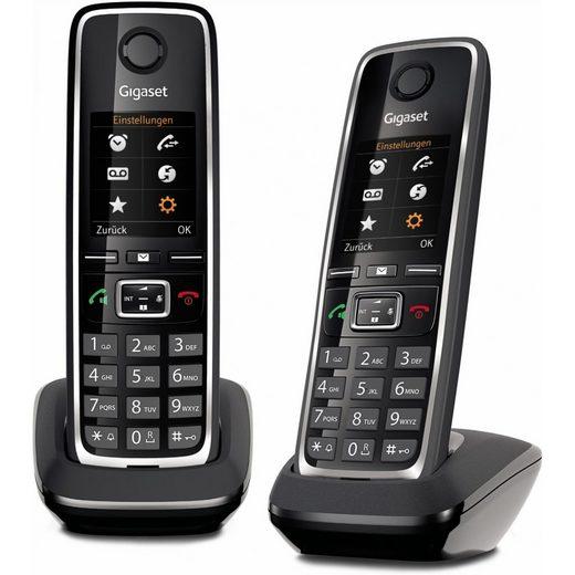 Gigaset »C530HX Duo - Telefon« Schnurloses Mobilteil