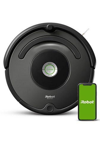 iRobot Saugroboter Roomba 676 WLAN-fähig
