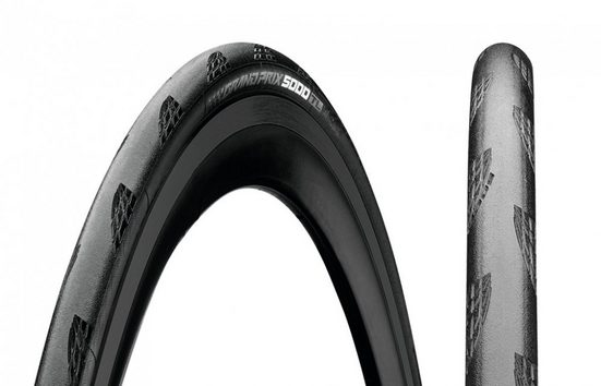 CONTINENTAL Fahrradreifen »Reifen Conti Grand Prix 5000 Tubeless fb 28' 700x2«
