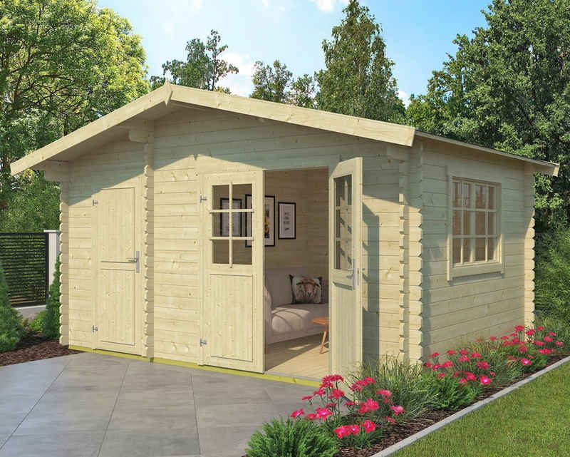Outdoor Life Products Gartenhaus »Belmont 2«, BxT: 476x350 cm