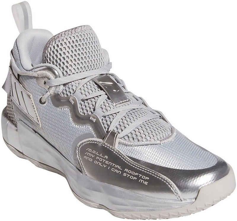 adidas Performance »DAME 7 EXTPLY LIGHTSTRIKE REGULAR UNISEX« Basketballschuh