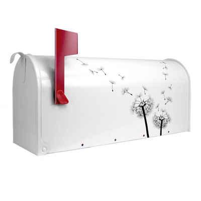 banjado Briefkasten »US Mailbox Motiv Pusteblume«