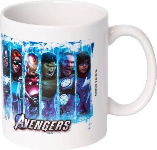 PYRAMID Tasse »Avengers Gameverse Heroes«, Keramik