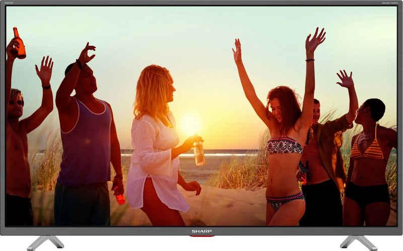 Sharp 4T-C43BNx LED-Fernseher (108 cm/43 Zoll, 4K Ultra HD, Android TV, Smart-TV)
