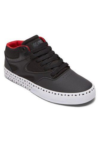 DC Shoes »Kalis V Mid AC/DC« Sneaker