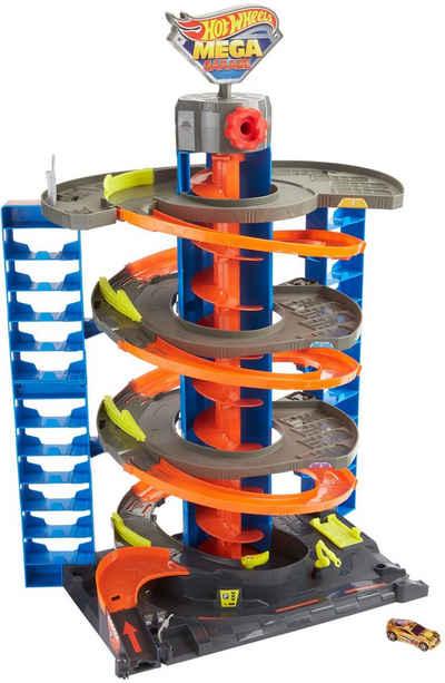 Hot Wheels Spiel-Parkgarage »City Parkgarage Spielset«, inkl. 1 Spielzeugauto und Zubehör