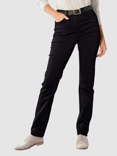 Paola 5-Pocket-Hose mit beständiger Farbechtheit