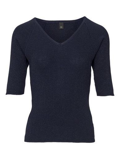 heine CASUAL Pullover mit Effektgarn